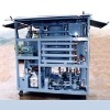 Model KRZ Phosphate Ester Hydraulic Oil Dehydration machines