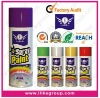 Multi Spray Paints(SGS Certification)