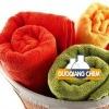 Vat dye yarn