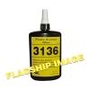 crystal glue 3136,glue for sublimation crystal